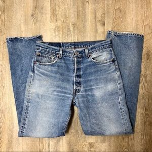 Levi's Jeans - Vintage Levi's 501xx Made in the USA